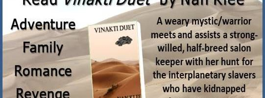 Vinakti Duet – A Stand-Alone Story