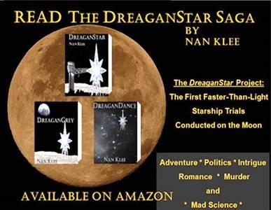 DreaganStar Trilogy Complete!