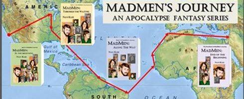 MadMen's Journey – The 4-Book Apocalypse Fantasy Series